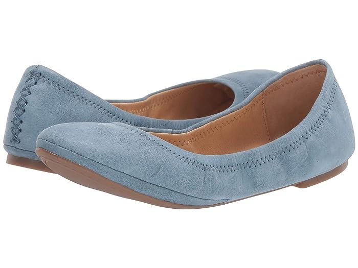 Lucky Brand  Emmie (Light Indigo) Womens Flat Shoes