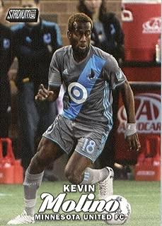 2017 Topps Stadium Club MLS #81 Kevin Molino Minnesota United FC Soccer Card