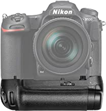 Neewer Battery Grip (MB-D17 Replacement) Work with 1 Piece EN-EL15 Battery or 8 Pieces AA Batteries Compatible with Nikon ...