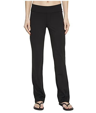 Royal Robbins Jammer Knit Pants (Jet Black) Women