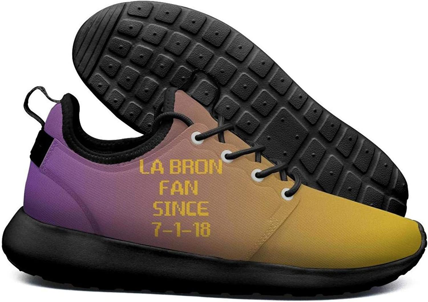 Womens Roshe Two Lightweight LABRON_Fan Since 7-7-18 Basketball Casual Fashion Sneakers mesh shoes