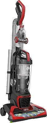 Dirt Devil Endura Max XL Upright Vacuum Cleaner, Bagless, Lightweight, Red, UD70182