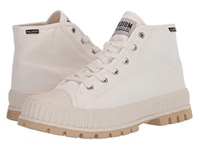 Palladium Pallashock Mid Og (Marshmallow) Shoes