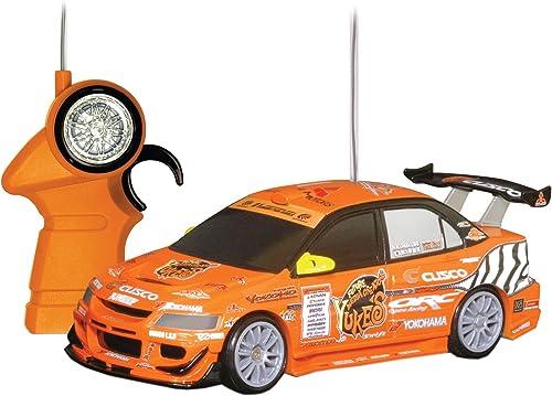 ARXX Drift Package Light D1 Yuke's Cusco Team Orange Lancer Evolution IX 2007