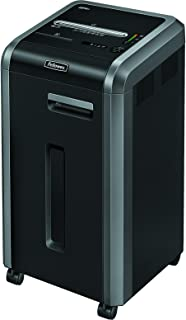 Fellowes Powershred 225Ci Shredder | 100% Jam Proof, 20-Sheet, Cross-Cut, Commercial Grade | 3825001 model