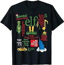 Best elf movie t shirts Reviews