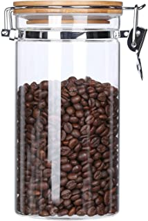 coffee glass container