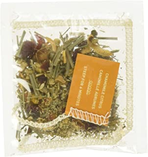 Mighty Leaf Tea Chamomile Citrus Hand-Stitched Tea Bags, 15 ct, Yellow