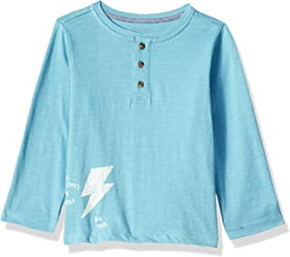 Gymboree Boys' Big Long Sleeve Casual Knit Top