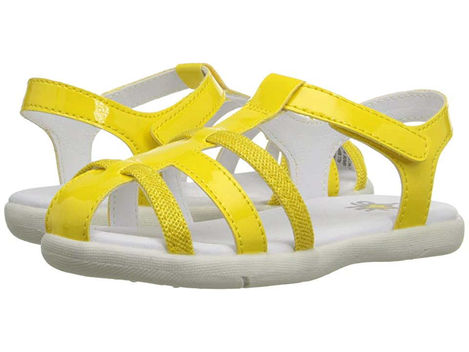 W6YZ Holly (Toddler/Little Kid) (Yellow) Girls Shoes
