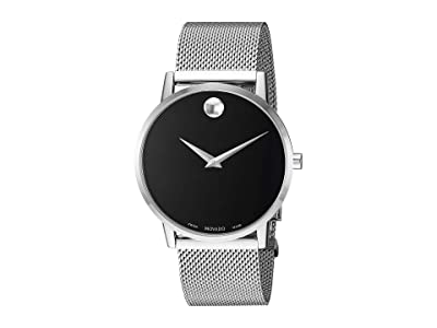 Movado Core-Museum Classic 0607219 (Stainless Steel) Dress Watches