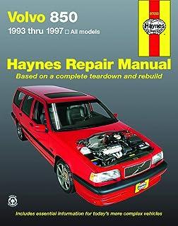 VOLVO 850 1993-1997 (Haynes Manuals)