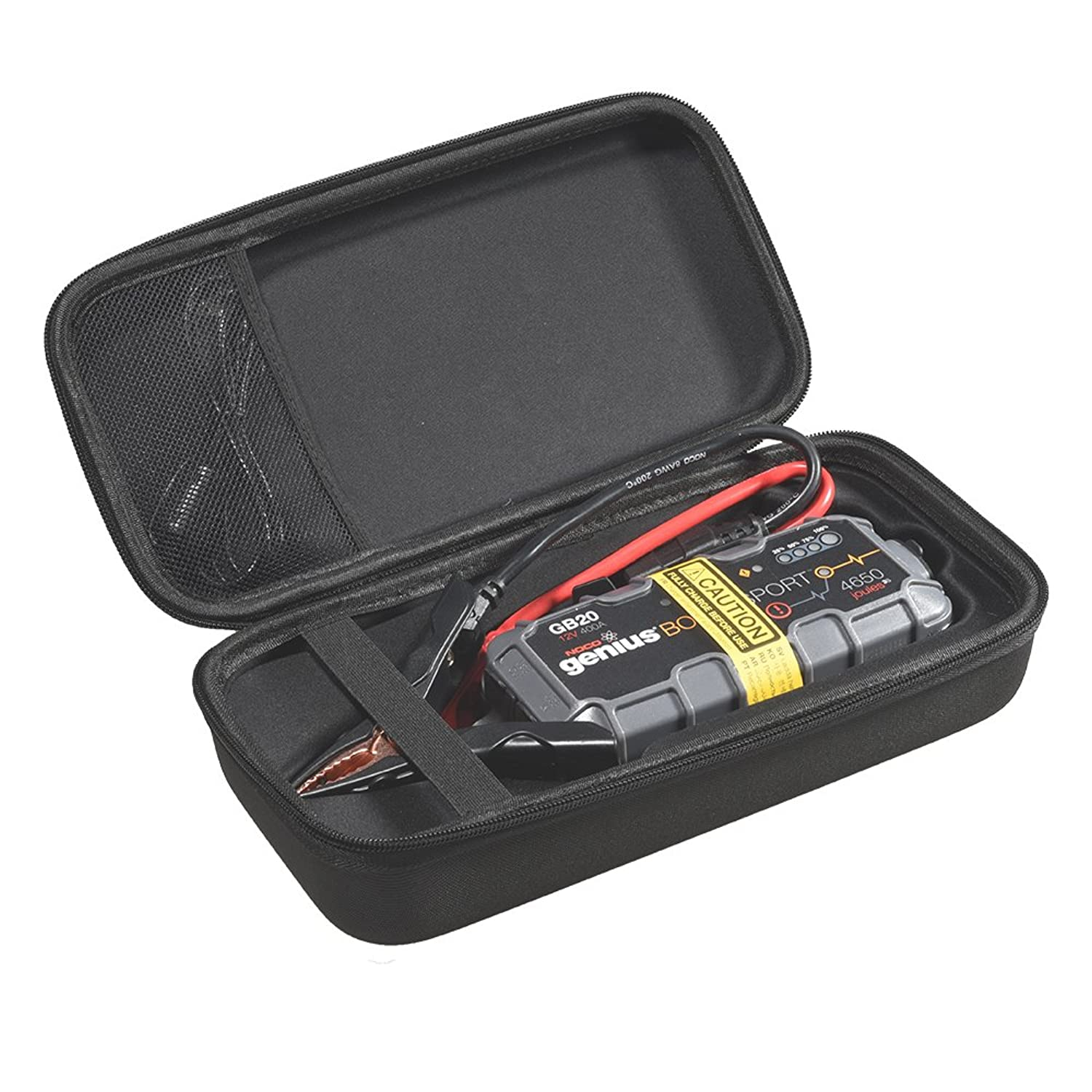Aproca Hard Travel Case Compatible with NOCO Genius Boost Sport GB20 400 Amp 12V UltraSafe Lithium Jump Starter