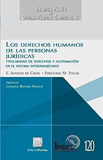 Los derechos humanos de las personas jurídicas