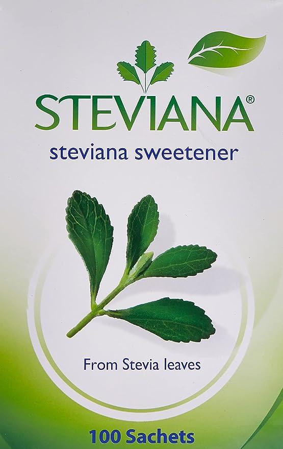 STEVIANA Sweetner 100 Sachets - 250g