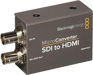 Blackmagic Design SDI to HDMI Micro Converter, Without Power Supply