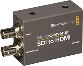 Blackmagic Design SDI to HDMI Micro Converter, Without Power Supply