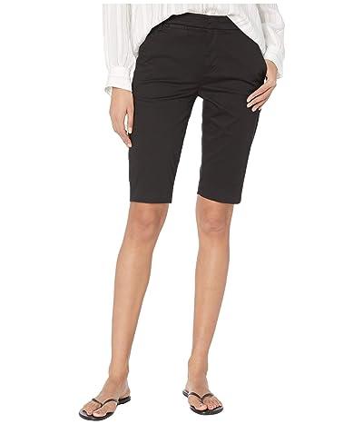 Vince Coin Pocket Bermuda Shorts (Black) Women