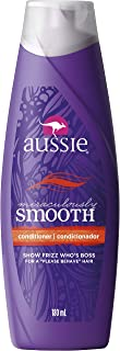 Condicionador Aussie Miraculously Smooth, 180 ml