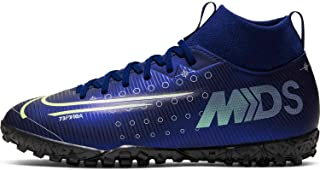 Nike Jr. Mercurial Superfly 7 Academy MDS TF Little/Big Kids` Artificial-Turf Soccer Shoe