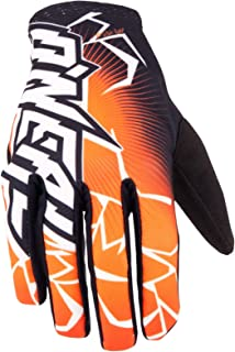 O´Neal Motocross MX Handschuhe Matrix Schwarz Orange Gr. XXL