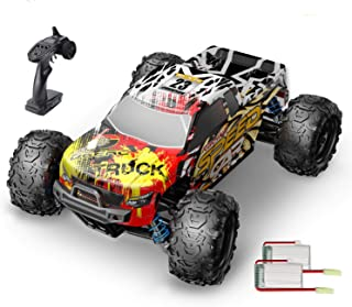 DEERC RC Cars 9310 High Speed Remote Control Car for Adults Kids 30+MPH, 1:18 Scales 4WD Off Road RC Monster Truck,Fast 2....