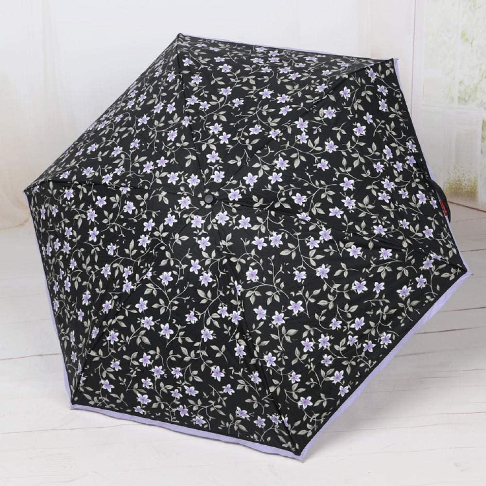 Portable Max 84% OFF Umbrella Tri-fold Nine-in-one of The Version 2021 spring and summer new Inversion