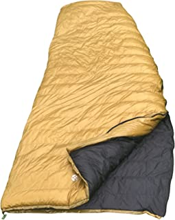 AEGISMAX UL Goose Down Sleeping Bag Tapered Rectangular Down Sleeping Bag Super Light Backpacking Envelope Down Bag 800 Fill Gold
