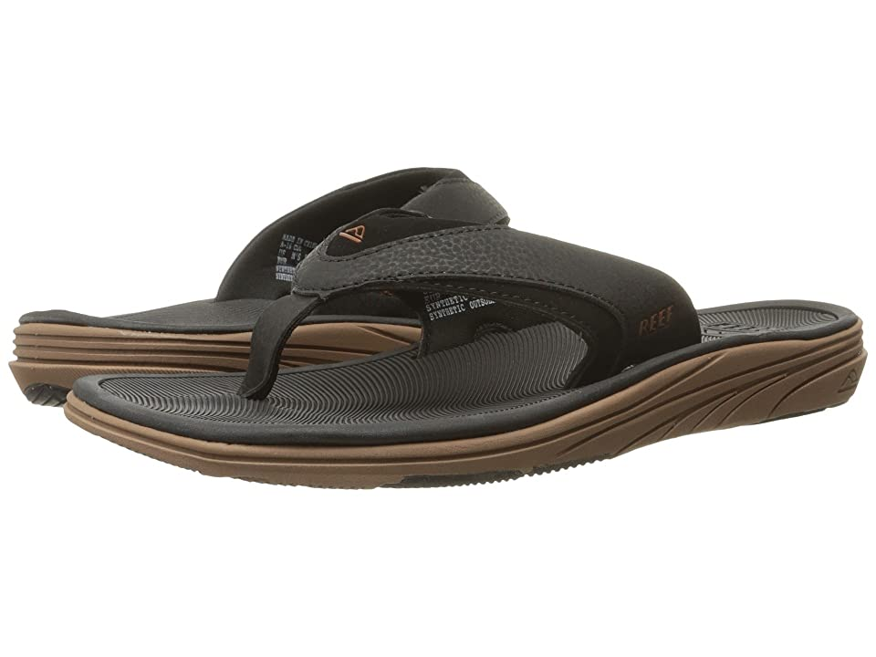 Reef Modern (Black/Brown) Men