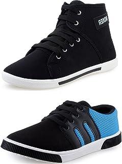 Chevit Men's Combo Super-BR Casual Sneakers & Slippers