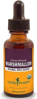 Herb Pharm Certified Organic Marshmallow Liquid Extract - 1 Ounce