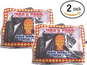 Inca's Food Maize Morado (Purple Corn) 15 Oz - (2-pack)