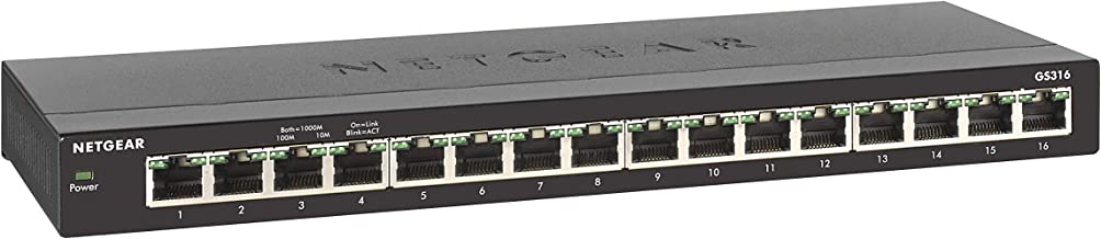12 port gigabit switch unmanaged