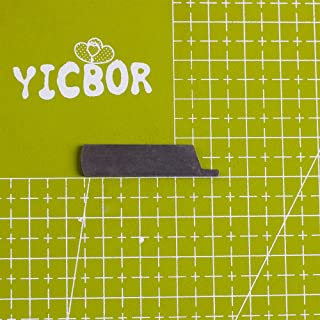 YICBOR Serger Upper Knife 408-9101-01B For Babylock BL3200, BL3-318, BL3-408 Simplicity SL800