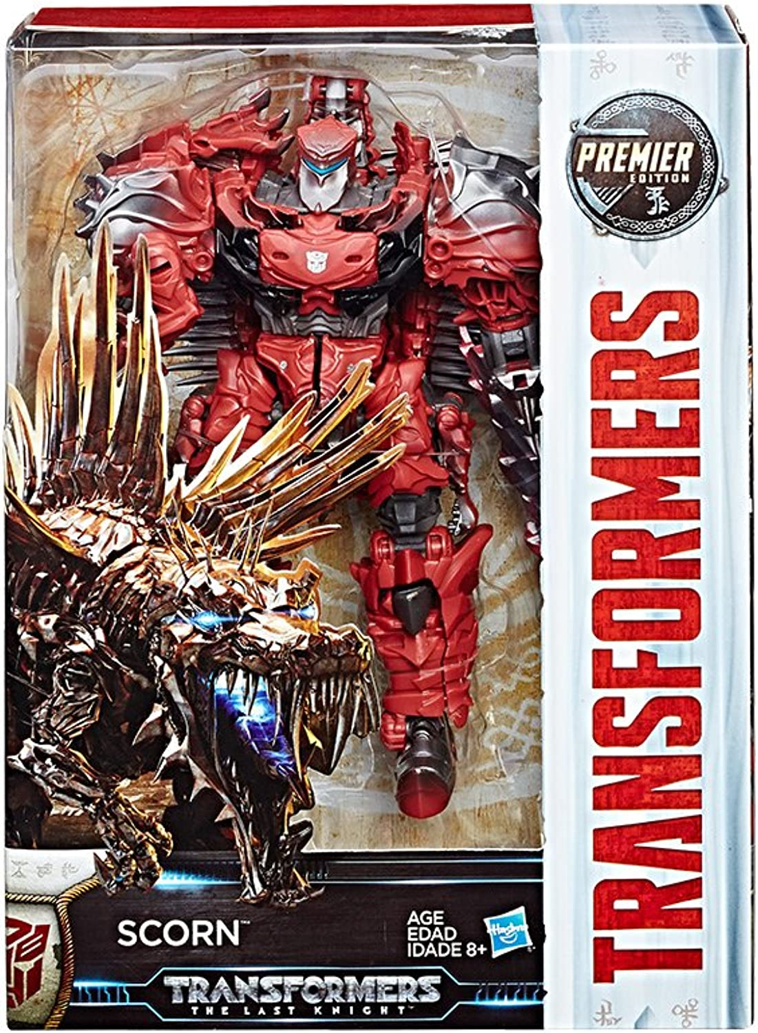 Transformers  The Last Knight Premier Edition Voyager Class Scorn