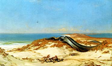 Elihu Vedder The Lair of The Sea Serpent 1864 Museum of Fine Arts Boston 30