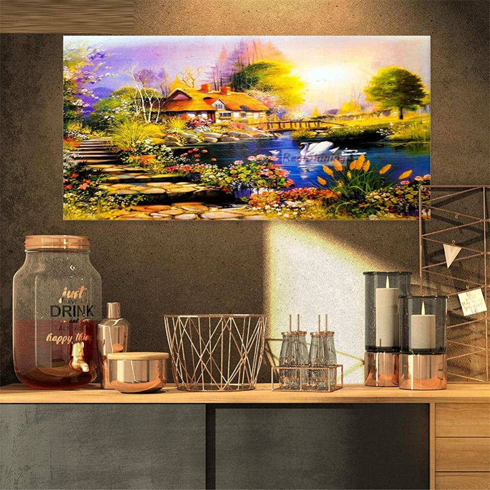 Diamond Painting Kits Factory outlet for Adults Full 5D Art DIY New sales Drill C
