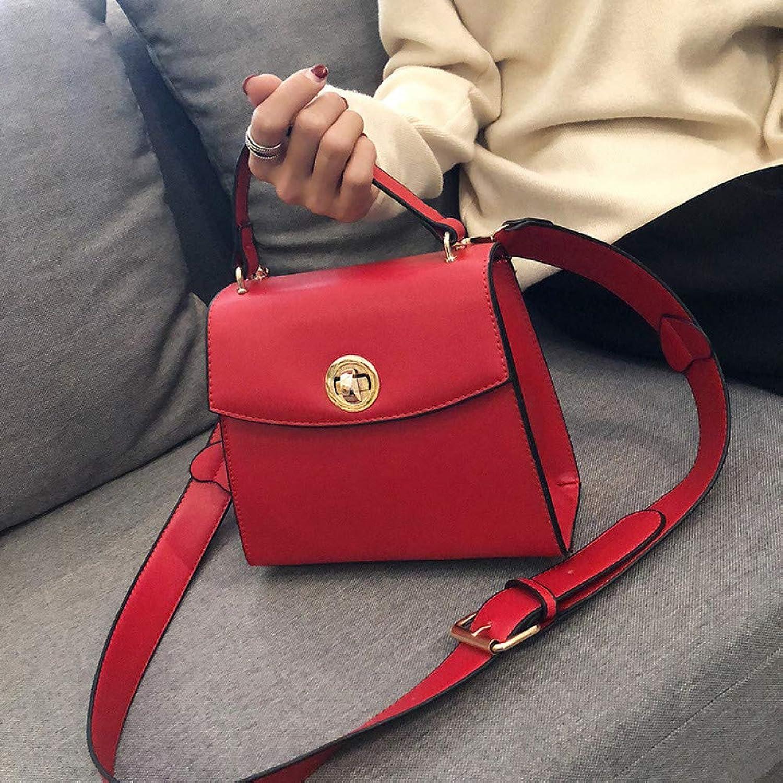 HKDUC Marke Rot Frauen Designer Handtasche Qualität Pu Leder Damen Damen Damen Tasche Hochzeit Tasche Schulter Umhängetasche Crossbody B07Q8F49RQ  Zuverlässige Qualität 820810
