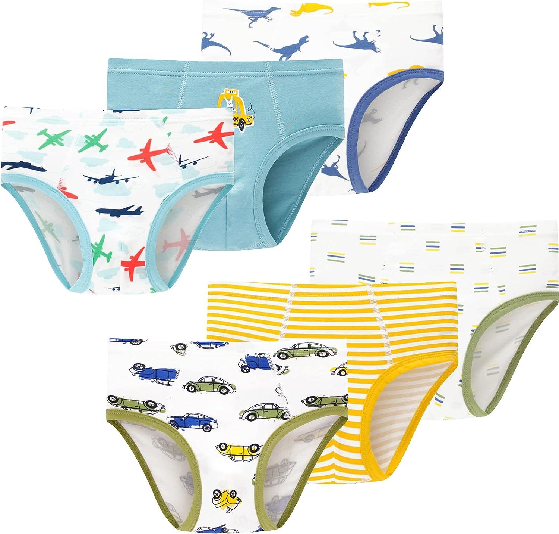 half Baby Soft Cotton Underwear Little Briefs Dinosaur We OFFer at cheap prices S Boys Toddler