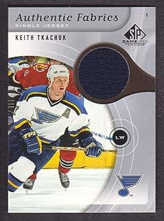 keith tkachuk blues jersey
