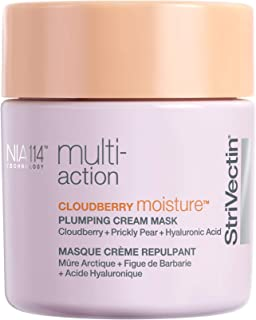 StriVectin Cloudberry Moisture Plumping Cream Mask, 2.4 Fl Oz