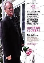 BROKEN FLOWERS MOVIE POSTER 2 Sided ORIGINAL 27x40 BILL MURRAY JIM JARMUSH