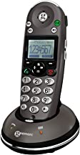 Sonic Alert Amplified Digital Cordless Phone with Caller ID and Hearing Aid Compatibility - Amplidect350 photo