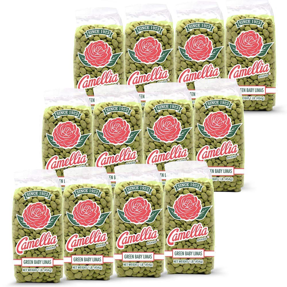 Camellia Brand Max 90% OFF Dry Cheap Green Baby Lima Beans Pack Pound 12 1 of