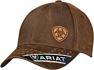 ARIAT Men's Full Oil Corner Logo