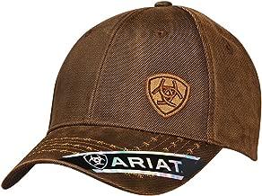 ARIAT Men's Full Oil Corner Logo