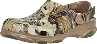 Crocs Classic All Terrain Veil Whitetail Clog Khaki Men's 4, Women's 6