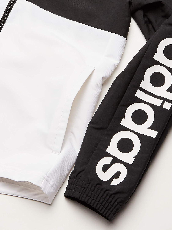 adidas Men's Essentials Colorblock Windbreaker