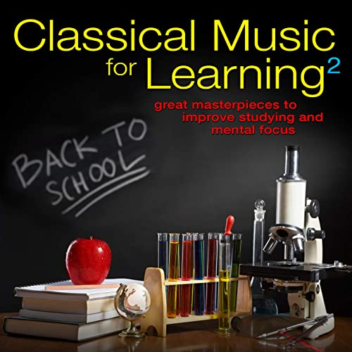 Classical Music Learning Masterpieces Studying product image
