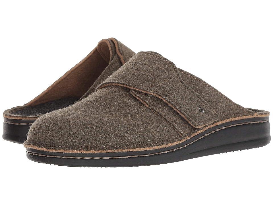 Finn Comfort Tirol (Olive) Shoes